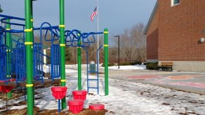 play-ground-in-winter