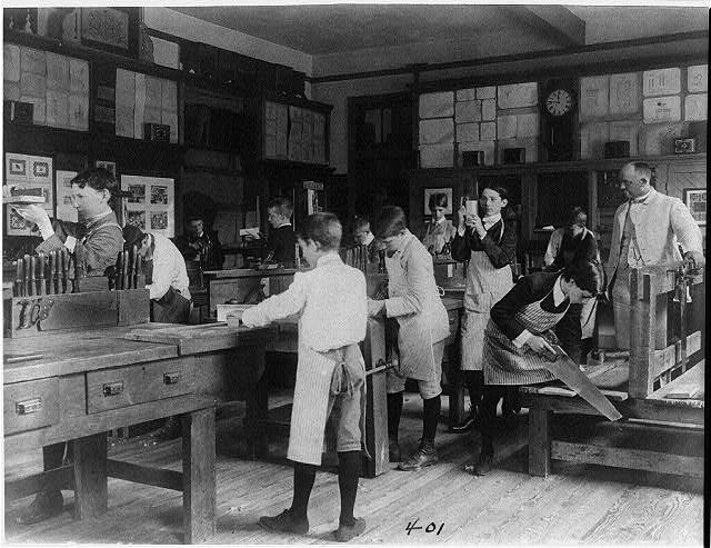 Woodworking Workshops Boston